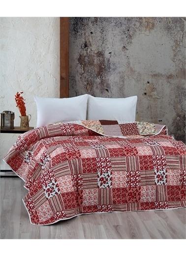 Komfort Home Çift Kişilik Çok Amaçlı Örtü - Pike 200x220 CM / D14 Renkli